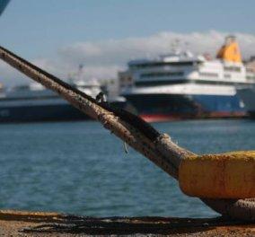 Απεργία ΠΝΟ -Δεμένα παραμένουν τα πλοία στα λιμάνια για  τέταρτη ημέρα  - Κυρίως Φωτογραφία - Gallery - Video