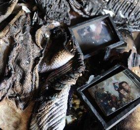 Τραγωδία στον Άγιο Δημήτριο - 37χρονη γυναίκα μαζί με το 4χρονο παιδί της κάηκαν ζωντανοί - Το αναμμένο καντήλι τους κόστισε τη ζωή - Κυρίως Φωτογραφία - Gallery - Video