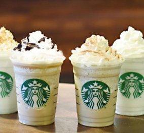 Αγωγή πέντε εκατ. δολαρίων στα Starbucks γιατί βάζουν πολύ... πάγο!  - Κυρίως Φωτογραφία - Gallery - Video