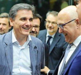 Κατ΄αρχήν συμφωνία Ελλάδας - δανειστών επιβεβαίωσαν οι Βρυξέλλες: Δεν συμμετέχει το ΔΝΤ - Κυρίως Φωτογραφία - Gallery - Video