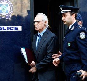 Παραμένει στην φυλακή ο Άκης Τσοχατζόπουλος: Απορρίφθηκε το αίτημα αποφυλάκισης του που είχε κατατεθεί το Πάσχα - Κυρίως Φωτογραφία - Gallery - Video