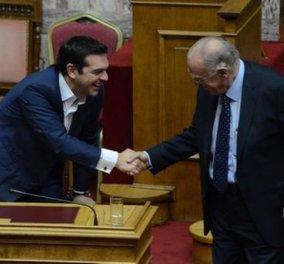 Λεβέντης: Ο Τσίπρας μου πρότεινε πέντε υπουργεία για να μπω στην κυβέρνηση- Τι είπε για την αξιολόγηση; - Κυρίως Φωτογραφία - Gallery - Video