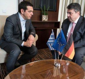 Έκκληση Γκάμπριελ προς Eurogroup: Βοηθήστε στην ελάφρυνση του ελληνικού χρέους - Κυρίως Φωτογραφία - Gallery - Video