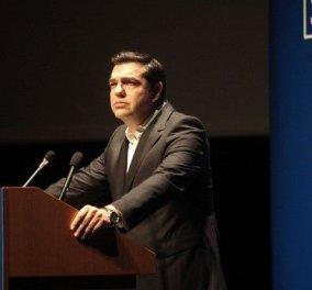 Aλ. Τσίπρας στο ΣΕΤΕ: Η Ελλάδα μπαίνει σε νέα εποχή, ανάπτυξης και αισιοδοξίας  - Κυρίως Φωτογραφία - Gallery - Video