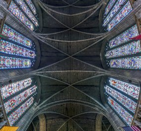 """Περίτεχνα, αρχοντικά, μοναδικά """"ταβάνια"""" εκκλησιών: Όταν ο φακός εστιάζει κάθετα και σαγηνεύει   - Κυρίως Φωτογραφία - Gallery - Video"""