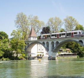 """Το χωριό των εκατομμυριούχων στην Ελβετία που έβαλε """"στοπ"""" στους πρόσφυγες - Πλήρωσαν 260.000 ευρώ για να μην φιλοξενήσουν 10 ανθρώπους - Κυρίως Φωτογραφία - Gallery - Video"""