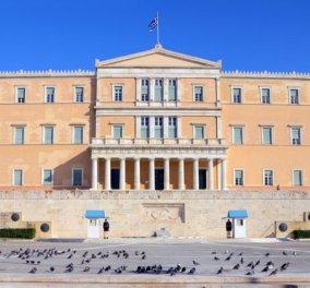 Οι ομιλίες των πολιτικών αρχηγών στη συζήτηση του Πολυνομοσχεδίου στην Ολομέλεια της Βουλής - Κυρίως Φωτογραφία - Gallery - Video