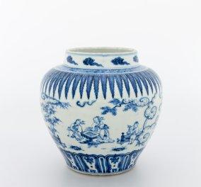 """Αυτοκρατορικές πορσελάνες, μπλε του κοβαλτίου στην """"Κεραμική από την Κίνα"""" του Μουσείου Μπενάκη - Όλο το καλοκαίρι  - Κυρίως Φωτογραφία - Gallery - Video"""