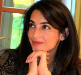 Η Αμάλ Αλαμουντίν θα υπερασπιστεί σεξουαλικές σκλάβες των Τζιχαντιστών, θύματα  βιασμού και γενοκτονίας - Κυρίως Φωτογραφία - Gallery - Video