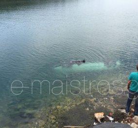 Θρήνος στην Αμφιλοχία: 29χρονη έπεσε με το αυτοκίνητό της στη θάλασσα - Κυρίως Φωτογραφία - Gallery - Video