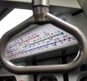 Χωρίς Μετρό  - Ηλεκτρικό - Τράμ από την Παρασκευή 10μμ - Κινούνται κανονικά τα υπόλοιπα Μ.Μ.Μ - Κυρίως Φωτογραφία - Gallery - Video