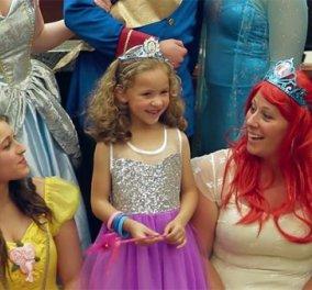 Δικαστήριο γεμάτο πριγκίπισσες της Disney για την υιοθεσία 5χρονης! Φωτό & βίντεο  - Κυρίως Φωτογραφία - Gallery - Video