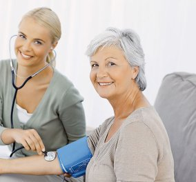 Πάρτε την πίεση στο σπίτι σας γιατί μπροστά στο γιατρό ανεβαίνει απότομα - Τι λέει η μελέτη    - Κυρίως Φωτογραφία - Gallery - Video