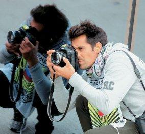 Μade in Greece ο Βλαδίμηρος Ρυς, ο φωτογράφος που καλύπτει σε όλο τον κόσμο την Formula 1    - Κυρίως Φωτογραφία - Gallery - Video