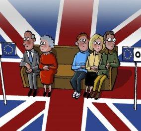 Mετανιωμένοι 3 εκ. Βρετανοί: Ζητούν δεύτερο δημοψήφισμα για Brexit ή Bremain - Κυρίως Φωτογραφία - Gallery - Video