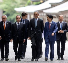Δημοψήφισμα Βρετανία: Έτοιμες για όλα οι οι χώρες της G7 - Ποιο το σχέδιο σε περίπτωση Brexit - Κυρίως Φωτογραφία - Gallery - Video