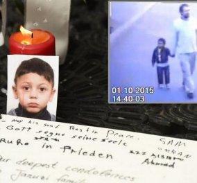 Τον κατέδωσε η ίδια του η μάνα: Ο δολοφόνος & βιαστής 6χρονου & 4χρονου πρόσφυγα στο εδώλιο - Κυρίως Φωτογραφία - Gallery - Video