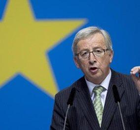 Γιούνκερ απαντά καταχειροκροτούμενος: ''Όχι η Ευρώπη δεν θα διαλυθεί - θα σεβαστούμε όμως την απόφαση των Βρετανών'' - Κυρίως Φωτογραφία - Gallery - Video