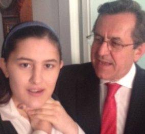 Ο Νίκος Νικολόπουλος μιλά για την περιπέτεια της κόρης του, Νίκης - Συμπαράσταση από τον πρόεδρο της Βουλής  - Κυρίως Φωτογραφία - Gallery - Video
