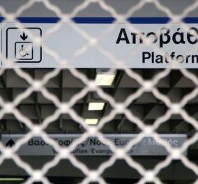 Χειρόφρενο και σήμερα σε Μετρό, Ηλεκτρικό και Τραμ - Ποια δρομολόγια ακυρώνονται  - Κυρίως Φωτογραφία - Gallery - Video