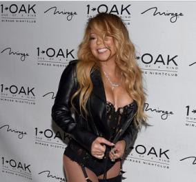 Mariah Carey: Καλτσοδέτες, διχτυωτά καλσόν & ότι  θα έδειχνε στην κρεβατοκάμαρα με τον μεγιστάνα μνηστήρα της  - Κυρίως Φωτογραφία - Gallery - Video