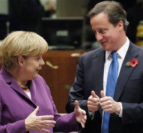Άνγκελα Μέρκελ στην Bundestag:  Η διάσπαση της ΕΕ θα ήταν λάθος - Βρετανοί ξεκινήστε το Brexit και βλέπουμε  - Κυρίως Φωτογραφία - Gallery - Video