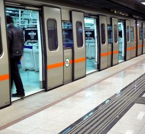 Στάση εργασίας σε Μετρό, Τραμ και Ηλεκτρικό -Ποιες ώρες δεν θα λειτουργούν  - Κυρίως Φωτογραφία - Gallery - Video