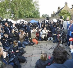 Live δημοψήφισμα: Οι Βρετανοί ψήφισαν έξοδο από την ΕΕ- Συνεχής ενημέρωση   - Κυρίως Φωτογραφία - Gallery - Video