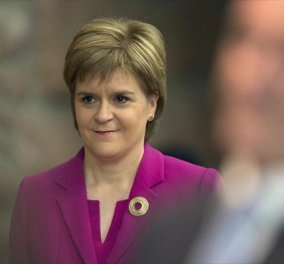 Απευθείας συζητήσεις με τις Βρυξέλλες ξεκινά η Σκωτία για να παραμείνει στην ΕΕ  - Κυρίως Φωτογραφία - Gallery - Video