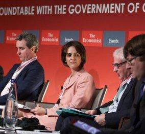 Ντάλια Βελκουλέσκου: Το χρέος δεν είναι βιώσιμο & χρειάζονται επιπλέον μέτρα - Οι Έλληνες δεν έμαθαν   - Κυρίως Φωτογραφία - Gallery - Video