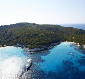 Αντίπαξοι: Το μικροσκοπικό νησάκι με τις μαγευτικές παραλίες  λευκής άμμου & την πλούσια βλάστηση - Eirinika - TripInView - Κυρίως Φωτογραφία - Gallery - Video