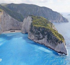 Το ναυάγιο της Ζακύνθου:  Ένα δημιούργημα μιας ιδιοτροπίας της φύσης & ενός ναυτικού ατυχήματος – Eirinika - TripInView - Κυρίως Φωτογραφία - Gallery - Video