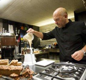 Step by step βίντεο με Στ. Παρλιάρο: Μους γιαούρτι με γλυκό του κουταλιού βύσσινο - Κυρίως Φωτογραφία - Gallery - Video