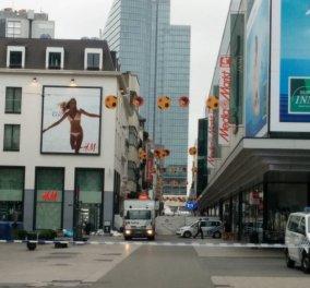 Συναγερμός στις Βρυξέλλες: Απειλή για βόμβα σε εμπορικό κέντρο - Εκκενώθηκε το κτίριο, συνελήφθη 1 ύποπτος - Κυρίως Φωτογραφία - Gallery - Video