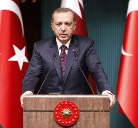 O Ερντογάν ξαναχτυπά με πρόταση για δημοψήφισμα α λα Μ. Βρετανία: Ναι ή όχι για ένταξη στην Ε.Ε; - Κυρίως Φωτογραφία - Gallery - Video
