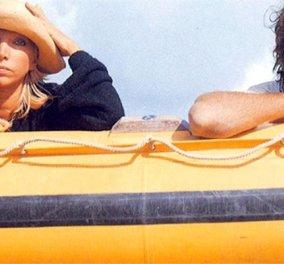 """Vintage Story: Όταν το 1975 η """"αριστοκράτισσα """" Μαριάντζελα Μελάτο ερωτεύθηκε σε έρημο νησί το ''Ναύτη'' Τζιανκάρλο Τζανίνι  - Κυρίως Φωτογραφία - Gallery - Video"""