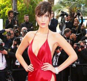 Πρέσβειρα ομορφιάς η Bella Hadid του Dior! Το κόκκινο φουστάνι - φωτιά στις Κάννες έφερε το συμβόλαιο - Κυρίως Φωτογραφία - Gallery - Video