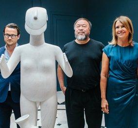 Ai Weiwei: Αποκλ. φωτό από την έκθεση του κορυφαίου Κινέζου στην Αθήνα - Μουσείο Κυκλαδικής τέχνης - Κυρίως Φωτογραφία - Gallery - Video
