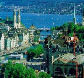 Το 78% των Ελβετών απορρίπτει την πρόταση για εγγυημένο βασικό εισόδημα 2.250 ευρώ! - Κυρίως Φωτογραφία - Gallery - Video
