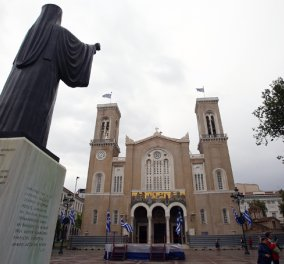 Good News: Ανοίγει ξανά τις πύλες του απόψε στις 19:00 ο Μητροπολιτικός Ναός της Αθήνας - Φωτό - Κυρίως Φωτογραφία - Gallery - Video