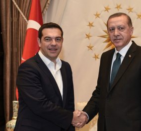 Ο Ερντογάν μίλησε στο τηλέφωνο με τον Αλέξη Τσίπρα - Τι συζήτησαν οι δυό τους - Κυρίως Φωτογραφία - Gallery - Video