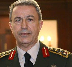 Απελευθερώθηκε ο αρχηγός του Τουρκικού Στρατού που κρατούσαν όμηρο οι πραξικοπηματίες - Κυρίως Φωτογραφία - Gallery - Video