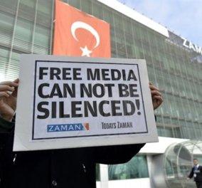 """Τουρκία: Την προσαγωγή 17 δημοσιογράφων, ως """"τρομοκράτες"""" διέταξαν τα δικαστήρια - Κυρίως Φωτογραφία - Gallery - Video"""