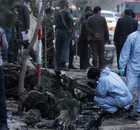 Τουλάχιστον 80 νεκροί από την τρομοκρατική επίθεση του ISIS στην πρωτεύουσα του Αφγανιστάν - Κυρίως Φωτογραφία - Gallery - Video