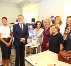 Δωρεά του Lifeline Hellas στο Νοσοκομείο «Έλενα Βενιζέλου», αξίας 37.000 ευρώ  - Κυρίως Φωτογραφία - Gallery - Video