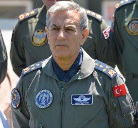 """Τουρκία: """"Ναι ήμουν ο επικεφαλής του πραξικοπήματος"""": Ομολόγησε ο πρώην αρχηγός της Πολεμικής Αεροπορίας, Ακίν Οζτούρκ   - Κυρίως Φωτογραφία - Gallery - Video"""