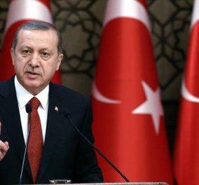 """Ρετζέπ Ταγιπ Ερντογάν: """"Οι προδότες θα πληρώσουν ακριβά - Βομβάρδισαν την περιοχή που βρισκόμουν"""" - Κυρίως Φωτογραφία - Gallery - Video"""