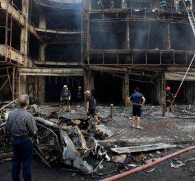 Νέο μακελειό των Τζιχαντιστών σε εμπορικό δρόμο στη Βαγδάτη: Τουλάχιστον 75 νεκροί και 130 τραυματίες - Κυρίως Φωτογραφία - Gallery - Video