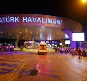 Ακόμα δύο συλλήψεις για το μακελειό στο αεροδρόμιο της Κωνσταντινούπολης που συνδέονται με το Ισλαμικό Κράτος  - Κυρίως Φωτογραφία - Gallery - Video