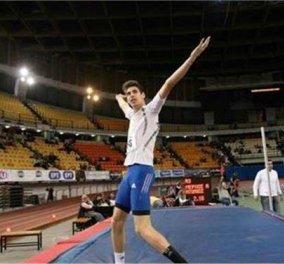 Good News: Έσκισε ο Αντώνης Μέρλος Ευρωπαϊκό Πρωτάθλημα στίβου παίδων/κορασίδων Τιφλίδας - Ασημένιο μετάλλιο στο ύψος - Κυρίως Φωτογραφία - Gallery - Video